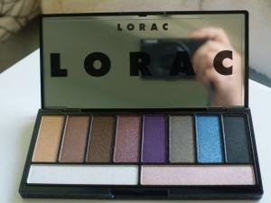 Lorac Party Palette